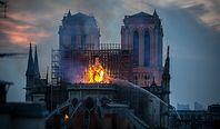 Milionerzy obiecywali wpłaty na odbudowę Notre Dame. Szybko zapomnieli o obietnicach