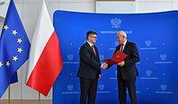 Premier Mateusz Morawiecki powołał dwóch nowych wiceministrów