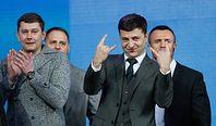 Ukraina. Patron nowego prezydenta proponuje mu ogłoszenie niewypłacalności kraju