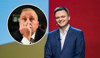 Wybory prezydenckie 2020. Szymon Hołownia zabiera punkty Małgorzacie Kidawie-Błońskiej. PO ma problem
