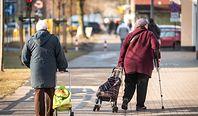 Emerytury. GUS ma jednocześnie dobrą i złą wiadomość. Dane dotyczą średniej długości życia