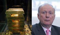 """100 ton złota wróci do Polski. Prof. Marian Noga: """"będzie schowane tam, gdzie spałem"""""""