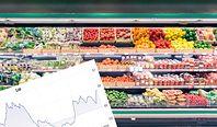 Inflacja najwyższa od prawie siedmiu lat. Ceny żywności oszalały