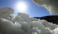 Na tybetańskim lodowcu odkryto nieznane przez naukę wirusy