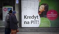 Polacy toną w długach. Ponad 6,5 tys. konsumentów bankrutami