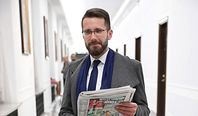 """Radosław Fogiel: krzyki """"kończ chłopie"""" w Sejmie studzą optymizm"""