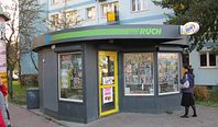 Niedozwolona pomoc dla Ruchu? Konkurent skarży się w Brukseli