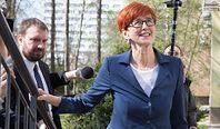 Rafalska: Chcę jechać. Minister przyjmie mandat w PE
