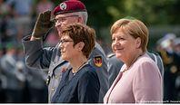 Niemiecka prasa: większe wydatki na obronę to nonsens