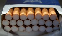 Sklepy, które sprzedają papierosy, muszą to zgłosić. Inaczej tytoniu zabraknie