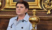 """Beata Szydło odpowiada na zarzuty o kontakty z neonazistą. """"Obrzydliwe kłamstwo"""""""
