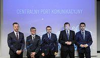 Piotr Malepszak prezesem CPK. Specjalista od kolei zajmie się megalotniskiem
