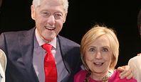 Policzki Hillary Clinton wywołały burzę. Posypały się złośliwości