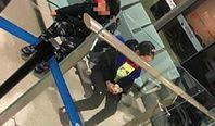 Dzieci z podejrzeniem koronawirusa. Rodzice porzucili je na lotnisku