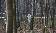 Lubelskie. Mężczyzna zgwałcony i brutalnie pobity. Jego ciało znaleziono w lesie