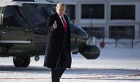"""""""Amerykański sen wrócił!"""". Donald Trump otwiera Światowe Forum Ekonomiczne i płaci 5 mln dolarów za 2 dni przechwałek"""