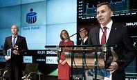 Największe polskie spółki. Burzliwa historia 20 lat na giełdzie