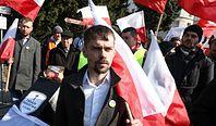 Partia Prawda celuje w dwucyfrowe poparcie. Michał Kołodziejczak liczy nie tylko na wieś