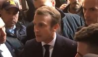 Izrael. Emmanuel Macron nie odpuścił. Skandal w Jerozolimie