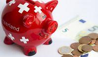 Referendum w Szwajcarii: 2,5 tys. zł na dziecko i 10 tys. zł dla dorosłych. Szwajcarzy tego nie chcieli