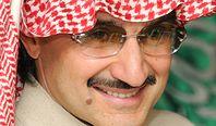 Zwolnili księcia z aresztu i od razu zarobił 850 mln dol.
