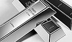 Silny wzrost zapasów srebra