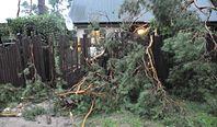 Burze w Polsce. Strażacy interweniowali ponad 600 razy