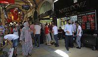 Kryzys walutowy. Panika w Turcji szkodzi też złotemu