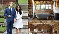 """Meghan i Harry wydali 2,4 miliona funtów na remont swojej rezydencji! """"To dość przytulny, rodzinny dom"""""""