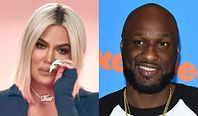 """Khloe Kardashian jest ZAŁAMANA po publikacji książki jej byłego męża. """"Lamar znów ją zdradził"""""""