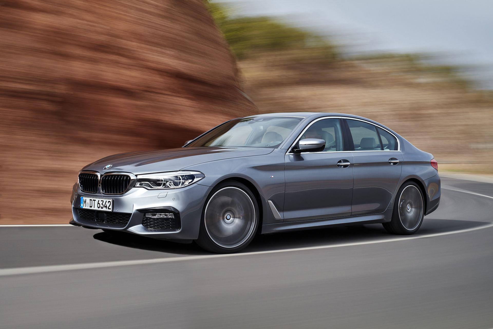 Nowe BMW Serii 5 (G30) premiera | Autokult.pl