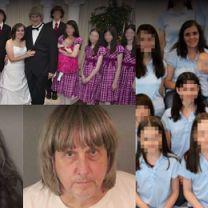 """Rodzice więzili 13 swoich dzieci. Były SKUTE ŁAŃCUCHAMI! """"Wyglądali jakby nigdy nie widzieli ludzi"""""""