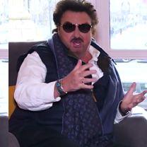 """Krawczyk dementuje plotki o utracie głosu… i śpiewa w trakcie wywiadu. """"WIECZNIE MŁODY!"""""""
