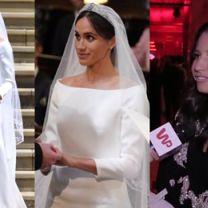 """Wieniawa zachwyca się suknią ślubną Meghan: """"Każdy się spodziewał odlotu, a tu kobieta z klasą!"""""""