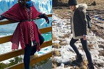 Zimowe buty górskie, które najczęściej noszą celebrytki