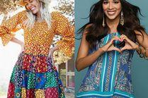 Jak celebytki noszą styl hippie?