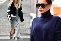 Najciekawsze uliczne stylizacje tygodnia: Przetakiewicz, Chodakowska, Beckham...