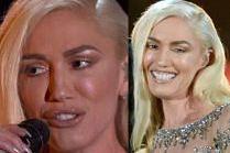 Gwen Stefani w delikatnym makijażu... Poznajecie?