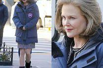 Odmieniona Nicole Kidman na planie nowego filmu
