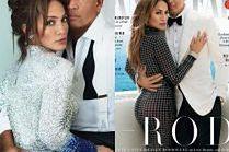 """Miłość Lopez i Rodrigueza kwitnie na okładce """"Vanity Fair"""""""