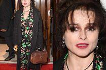 Helena Bonham Carter zadaje szyku w teatrze