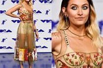 Paris Jackson chwali się majtkami od Diora