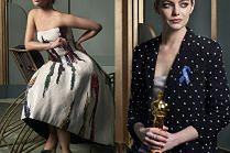 """Gwiazdy Oscarów na portretach """"Vanity Fair"""""""