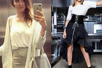 Stylowa spódnica z falbaną – z czym ją nosić?