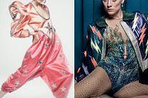 Saoirse Ronan pozuje w ubraniach Eltona Johna