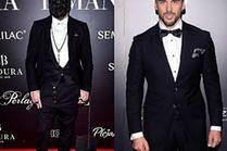 Czarny garnitur nie tylko na ślub - jakie wybierają gwiazdy?