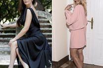Zmysłowe sukienki z dekoltem na plecach – 5 inspiracji