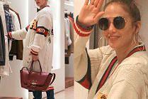 Jennifer Lopez na zakupach w swetrze za 15 tysięcy