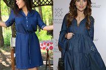 Jeansowa sukienka na lato - 5 inspiracji