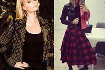 Moda w rockowym stylu - 6 propozycji celebrytek